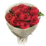 Букет из роз «Нескромная роскошь»